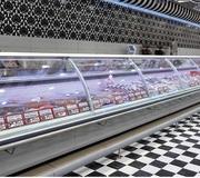 Холодильные витрины,  сборно-щитовые камеры,  покупательские тележки