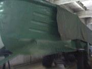 Буксирно-моторный катер БМК-130М, двиг.ЯАЗ-204