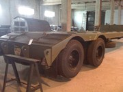 Автомобильный полуприцеп - тяжеловоз ЧМЗАП-93853