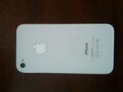 Продам IPhone 4 16gb белый,  куплен у офф. диллера.
