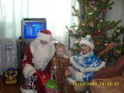 Дед Мороз и Снегурочка для взрослых и детей в Оренбурге