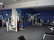Оборудование тренажёрного зала