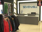 Предлагается к продаже оборудование для фирменного магазина одежды