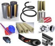 Продаю техническую теплоизоляцию, медную трубу, радиаторы, фрион