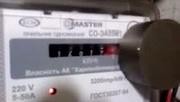 Учёт расхода электро и водо-счётчиков неодимовыми магнитами