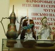 Антикварная лавка в Оренбурге