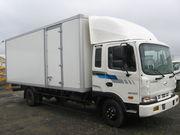 Hyundai HD120 Промтоварный фургон