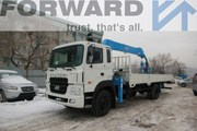 Hyundai HD170 + КМУ Dongyang ss1926