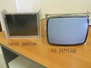 Замена мониторов ЭЛТ CRT на LCD TFT ЖКИ ремонт станков системы ЧПУ