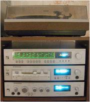 Продам музыкальный центр «Radiotehnika М-201»