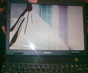 Разбился экран ноутбука?