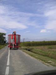 Мобильная зерносушилка FRATELLI PЕDROTTI Large 220