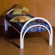 Кровати металлические для строителей,  рабочих,  общежитий,  санаториев