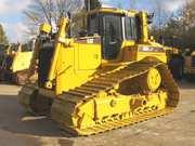 Caterpillar D 6 R LGP - Serie II -бульдозер