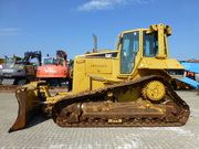 Caterpillar D6N-XL -бульдозер