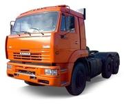 Седельный тягач КАМАЗ 6460-030