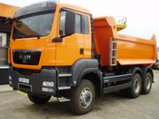 самосвал MAN TGS 40.430 6x6 BB-WW