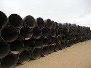 Продам трубы б/у 1020/10-12мм,  из под нефти