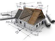 Строительство домов,  коттеджей,  дач,  любых зданий с