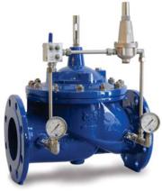 Редукционный клапан давления воды / регулятор давления после себя АСТА