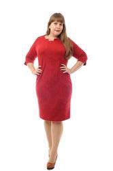 Платья больших размеров оптом. Коллекция Осень/ Зима 2017