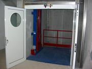 Грузовой лифт производственного назначения