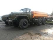 Урал 5557 самосвал сельхозник с боковой разгрузкой