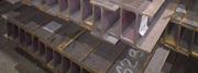 Балка двутавровая  сталь 3сп.,  3пс.,  сталь 09г2с,  С255,  С345