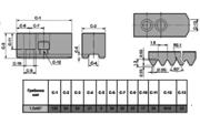 Кулачки сырые на гидравлический патрон SJ12(21)