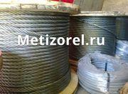Канат одинарной свивки типа ЛК-О ГОСТ 3062 80 ф 0, 65 - 11, 5 мм для растяжки и такелажа