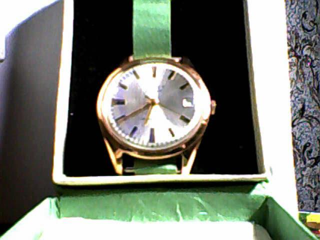 Часы золотые Полёт - Часы, украшения