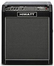Продаю басовы комбик HIWATT-MAXWATT B100/15