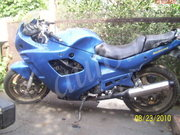 мотоцикл SUZUKI GSX 600 F2