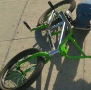 bmx easteren bike